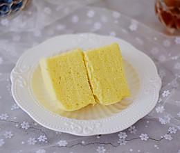 原味蒸蛋糕的做法