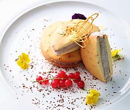 #卡萨帝十二道锋味名厨诞生记#之紫芋绵绵包复刻的做法