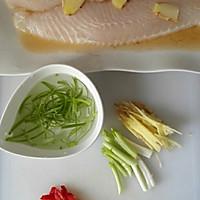 清蒸龙利鱼#美极鲜味汁#的做法图解4