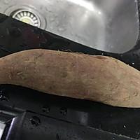 #美食新势力#烤红薯片的做法图解1