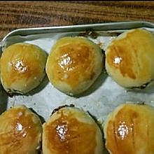 花生红糖老婆饼