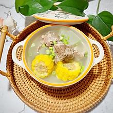 #福气年夜菜#养生排骨玉米冬瓜汤