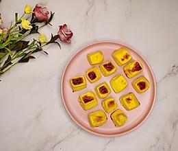 今日甜品·Q弹浓郁的网红烤奶块的做法