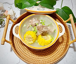 #福气年夜菜#养生排骨玉米冬瓜汤的做法