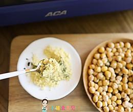 6个月以上辅食鹰嘴豆粉&烤鹰嘴豆的做法