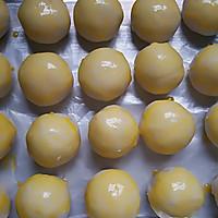 #晒出你的团圆大餐#黄油版蛋黄酥的做法图解22