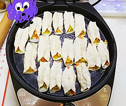 西葫素锅贴的做法