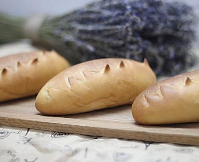 柔软无比 奶香四溢的牛奶面包
