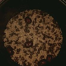 红豆红枣饭