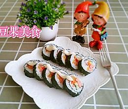 美味寿司#豆果6周年生日快乐#的做法