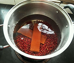红豆沙糖水的做法