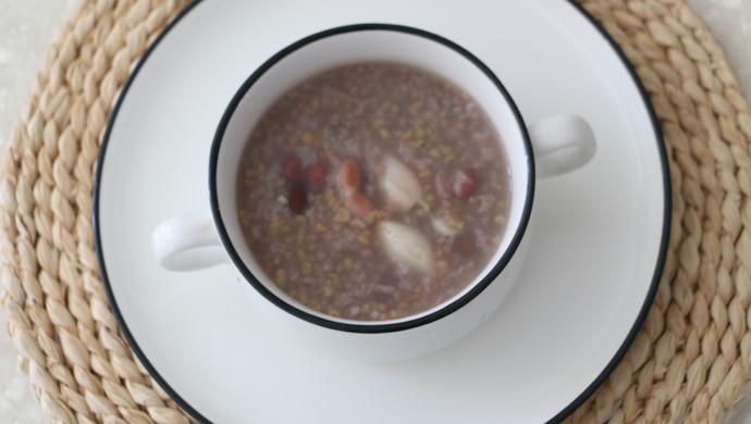 红豆杂粮粥