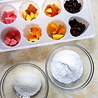 #童年不同样,美食有花样#自制水果果冻的做法图解3