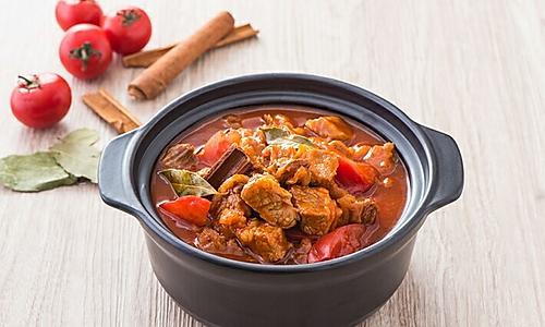 西红柿牛腩煲的做法