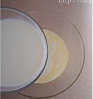 牛奶炖蛋的做法图解6