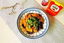#夏日开胃餐#香菜千页豆腐的做法