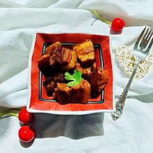 腐乳红烧肉(高压锅)