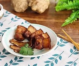 潮汕风味 家常菜 脆姜炒鱼露猪肉的做法