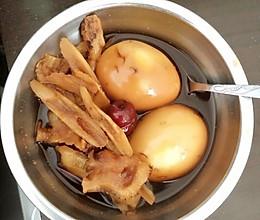 当归黄芪红糖炖鸡蛋的做法