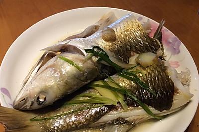 清蒸长江支鱼