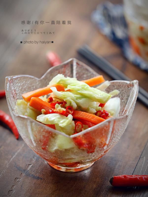 一夜渍--糖醋泡菜