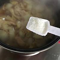 #肉食者联盟#白菜腐皮炖五花肉的做法图解27