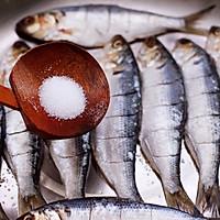 #带着零食去旅行!#干炸海鲫鱼的做法图解7