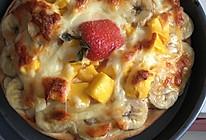 芒果香蕉披萨的做法