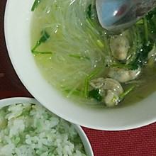海蛎子萝卜丝汤