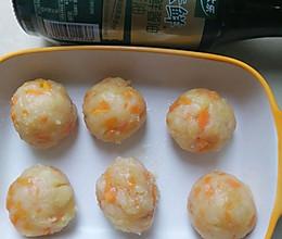 #仙女们的私藏鲜法大PK粉蒸土豆丸子的做法