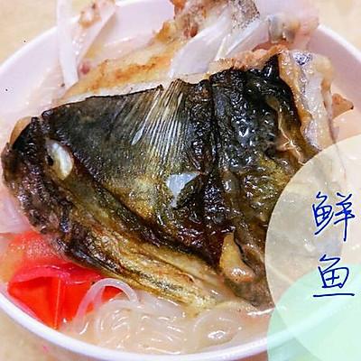 梅州出名的鱼头煮粉