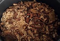 香菇肉焖饭的做法