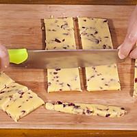 蔓越莓奶酥的做法图解8