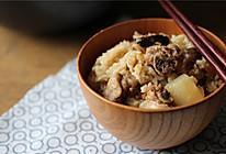 #苏泊尔WI-FI电饭煲#排骨土豆焖饭的做法
