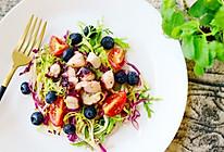 意式海鲜低脂沙拉的做法