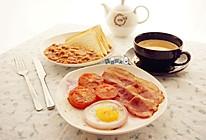 英式早餐 Full English Breakfast 的做法