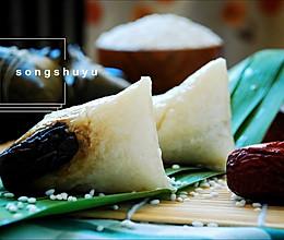 大红枣粽子的做法