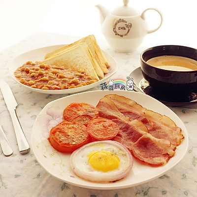 英式早餐 Full English Breakfast