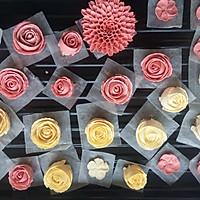 #九阳烘焙剧场#如何做一款好吃不油腻的韩式裱花蛋糕的做法图解5
