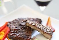 红酒烤牛排的做法