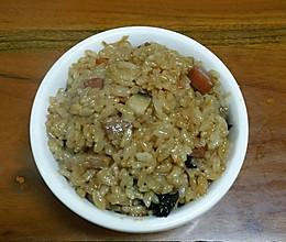 咸鲜腊八饭的做法