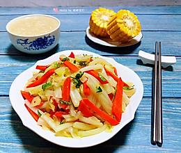#憋在家吃什么#醋溜大白菜的做法