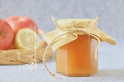 香甜苹果酱