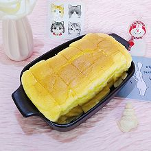 入口即化的酸奶蛋糕/伪轻乳酪蛋糕/水嫩嫩的口感/超好吃!