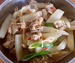 秋冬暖胃羊肉煲的做法