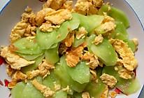 小清新黄瓜炒蛋的做法