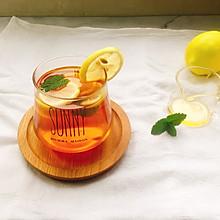 #春季减肥,边吃边瘦#薄荷柠檬茶