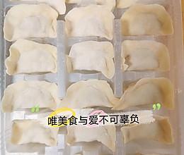 芹菜牛肉馅饺子的做法