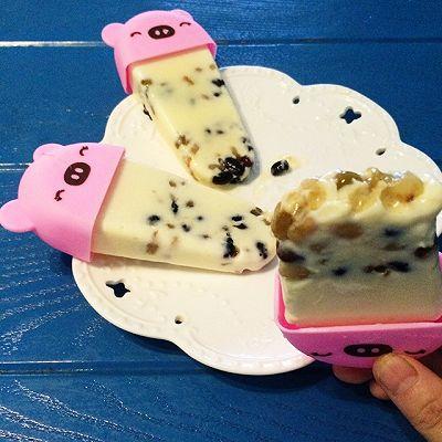 蜜豆牛奶雪糕