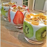 壁花***酸奶燕麦杯#急速早餐#的做法图解6